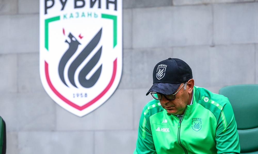 Курбан Бердыев покинул «Рубин»
