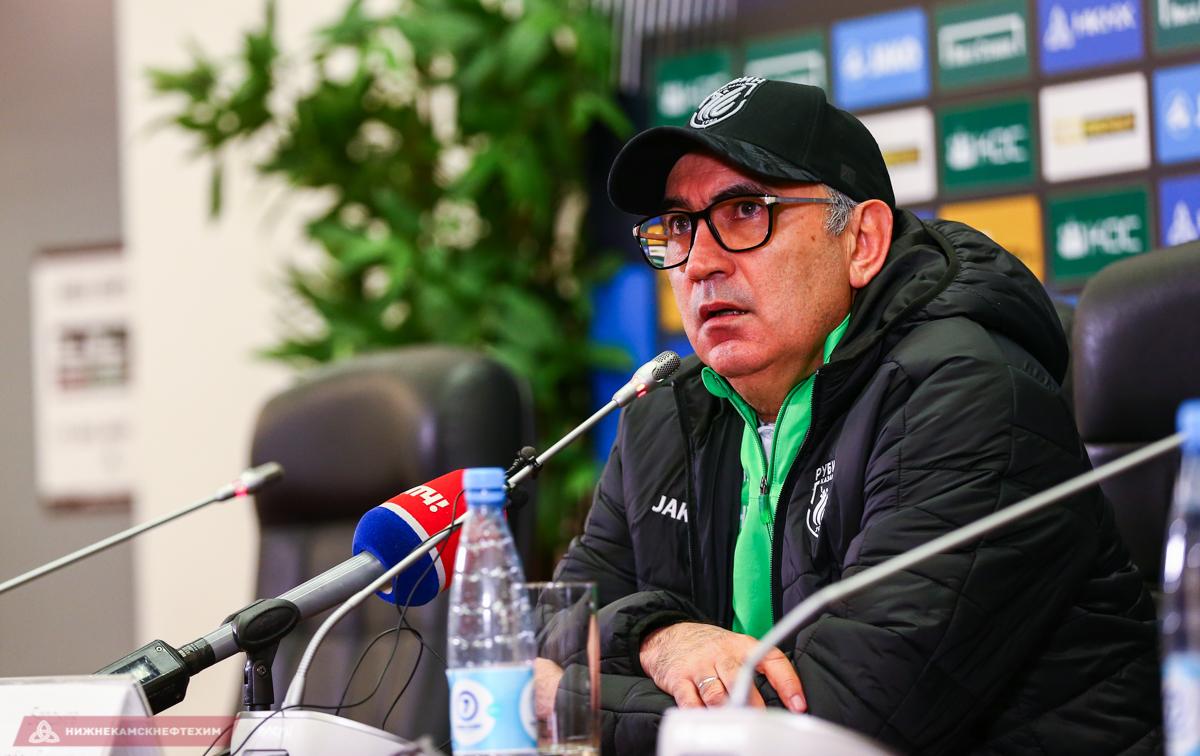 Курбан Бердыев: «Игроки заслуживали большего»