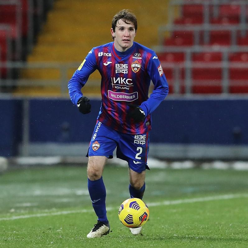 Марио Фернандес подписал новый контракт с ЦСКА