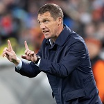 Виктор Ганчаренко: «Ставим себе задачу выиграть два домашних матча в Лиге Европы»