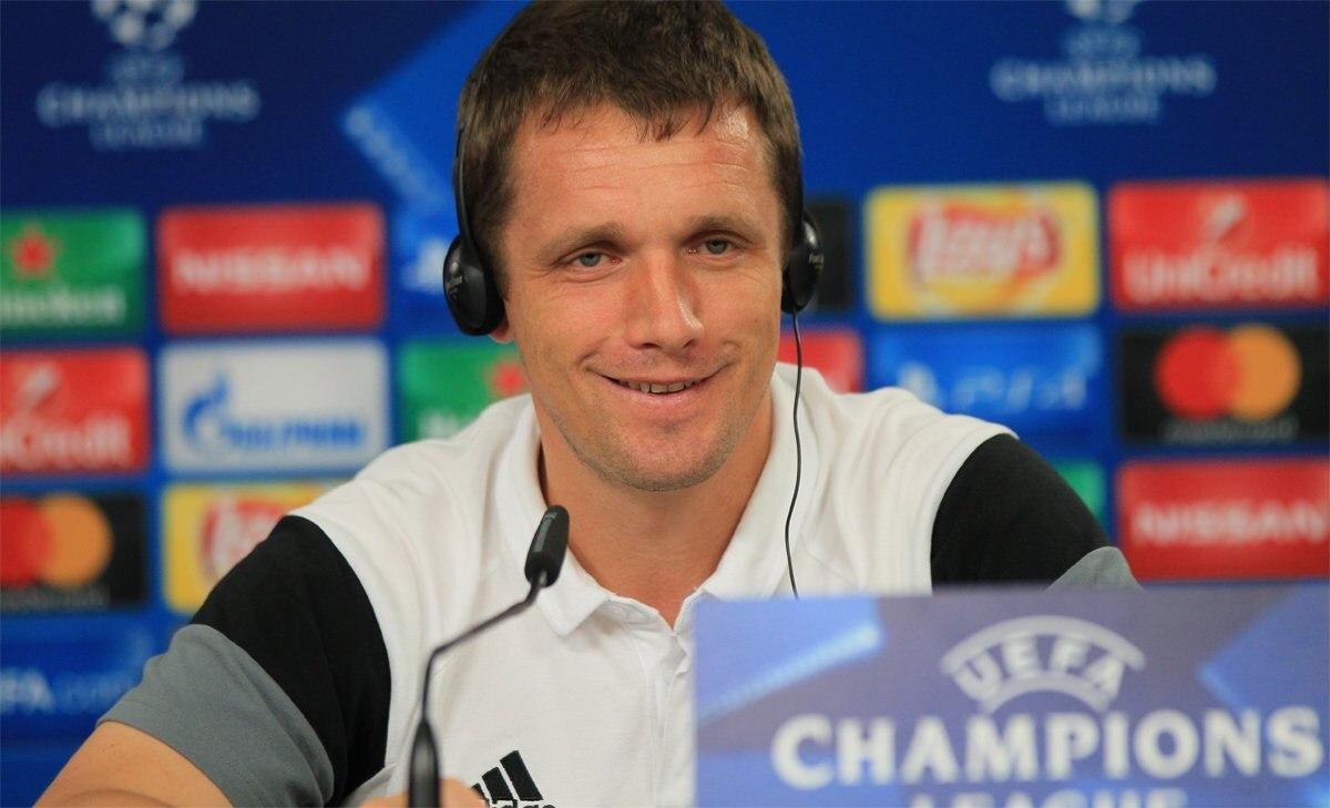 Виктор Ганчаренко: «Мы хорошо изучили «Бенфику»