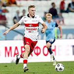 Максим Глушенков получил травму крестообразной связки колена