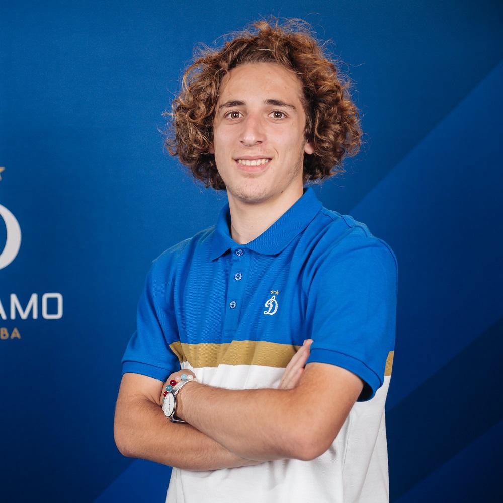 «Динамо» объявило о переходе Луки Гагнидзе