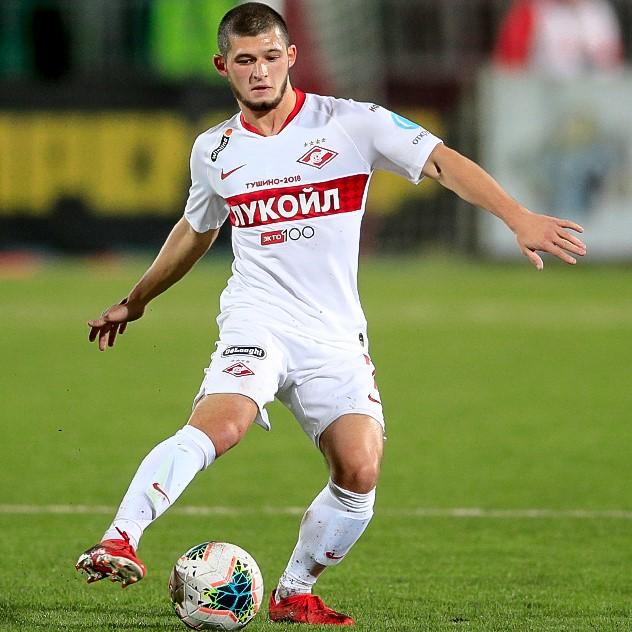 Аяз Гулиев продолжит карьеру в «Арсенале»