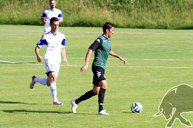 Гол Ахмедова принес победу «Краснодару» в первом матче на сборе