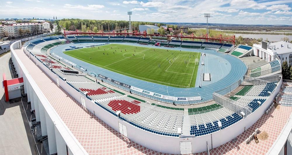Уфа получила «строительный Оскар» за проект реконструкции стадиона «Нефтяник»