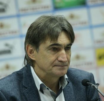 Валерий Чалый: «Поздравил игроков и пожелал хорошо отдохнуть»