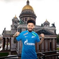«Зенит» подписал пятилетний контракт с Клаудиньо