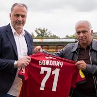 Миодраг Божович сменил Дмитрия Парфёнова на посту главного тренера «Арсенала»