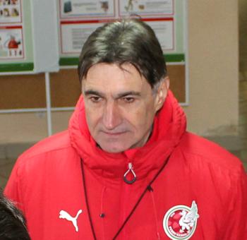 Валерий Чалый: «Игра будет сложная как для них, так и для нас»