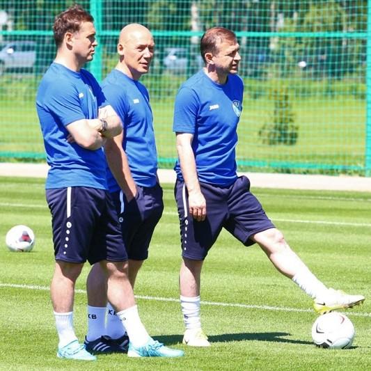 Владимир Казаков и Руслан Аджинджал вошли в тренерский штаб «Нижнего Новгорода»