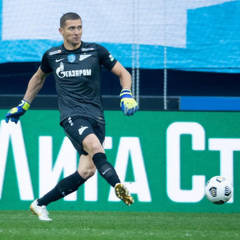 Михаил Кержаков выбыл на четыре недели