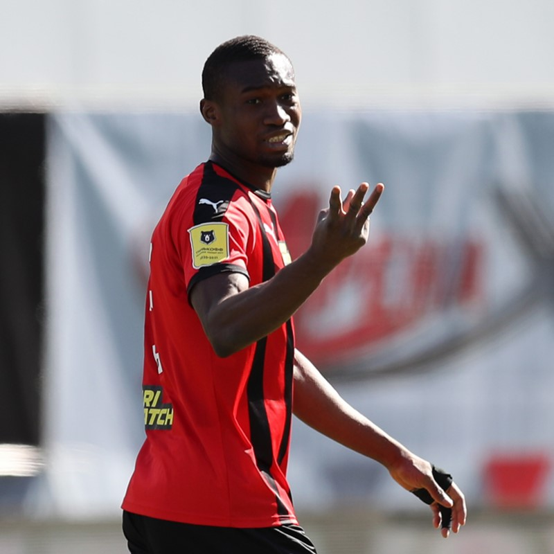 Мохамед Конате подписал контракт с «Ахматом»