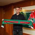 «Локомотив» объявил о возвращении Виталия Лысцова