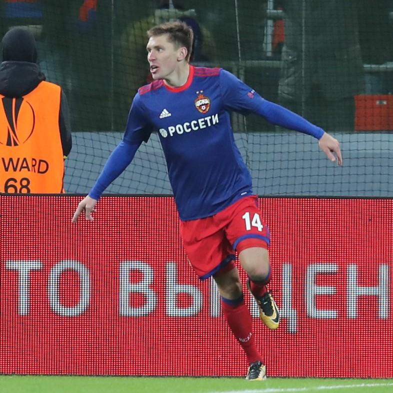 ЦСКА продлил контракт с Кириллом Набабкиным на один сезон