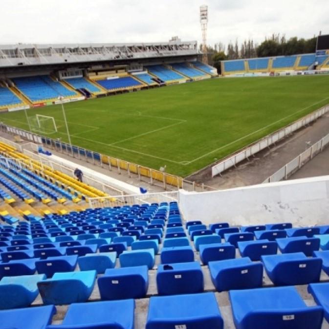 Стадиону «Олимп-2» присвоено имя Виктора Понедельника