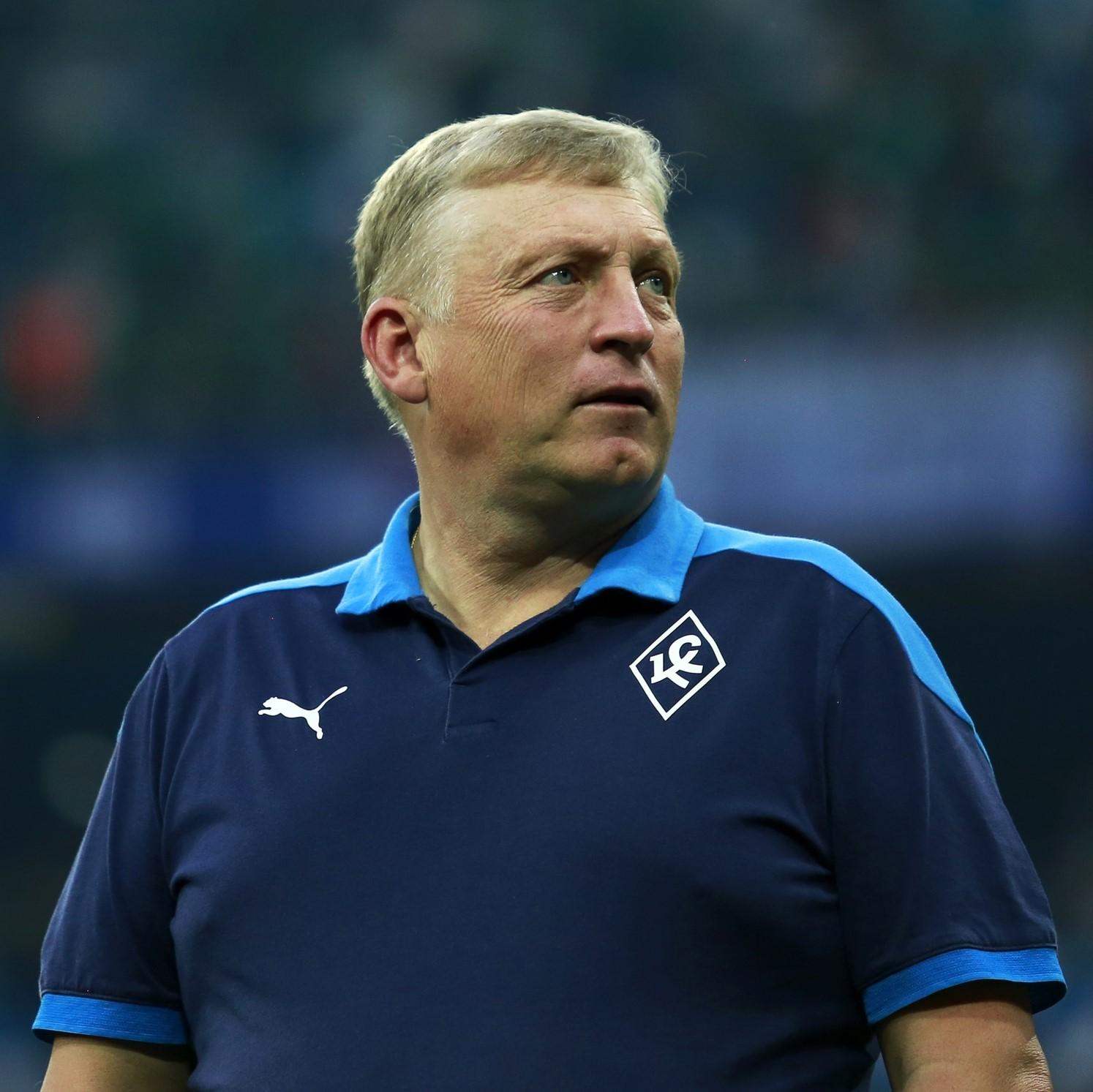 Игорь Осинькин продлил контракт с «Крыльями Советов» на три года