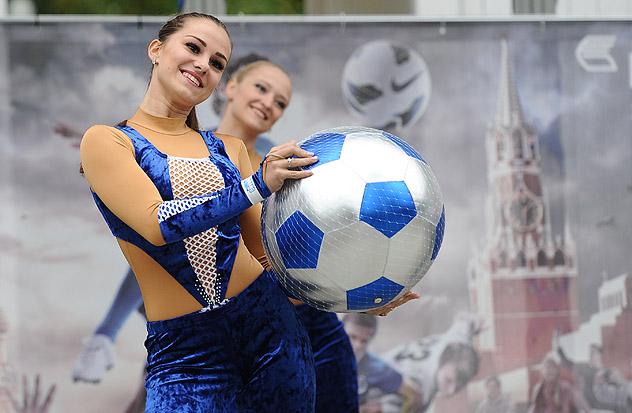 «Футбольный городок «Динамо и ВТБ» в парке «Останкино»