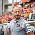 Дмитрий Парфёнов покинул пост главного тренера «Урала»