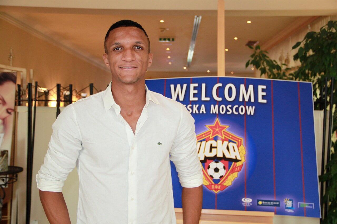 Родриго Бекао перешёл в ЦСКА