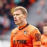 Павел Погребняк покинул «Урал» после истечения контракта