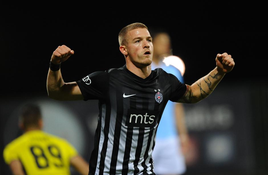 Огнен Ожегович перешел в «Арсенал»
