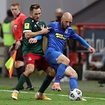 Алексей Рыбин покинул «Тамбов» и перешёл в «Кубань»