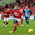 «Спартак» объявил о договорённости по переходу Александра Кокорина в «Фиорентину»