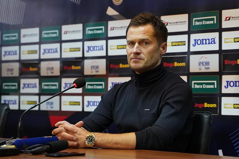 Дмитрий Кириченко покидает «Уфу»