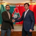 Александр Самедов вернулся в «Локомотив» на должность старшего селекционера по молодёжному футболу