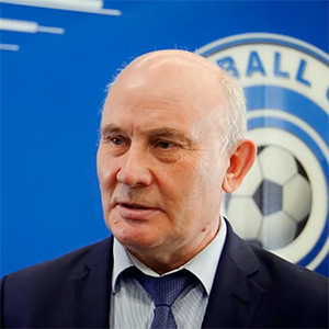 Василий Еремякин назначен президентом «Оренбурга»