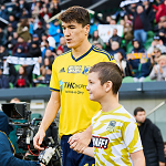 «Ростов» объявил о переходе Элдора Шомуродова в «Дженоа»