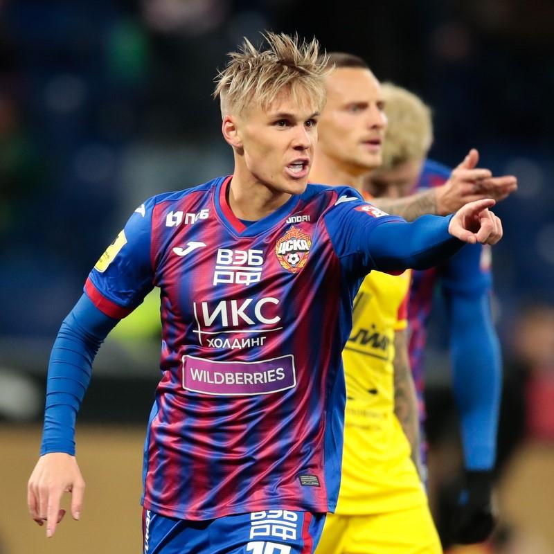 Арнор Сигурдссон проведёт сезон в аренде у «Венеции»