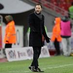 Доменико Тедеско: «Я счастлив, что в «Спартаке» хотят продолжить этот позитивный сезон со мной»