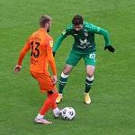 «Урал» и «Рубин» сыграли вничью в контрольном матче
