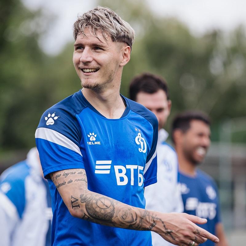 «Динамо» выкупило трансфер Гильермо Варелы у «Копенгагена»