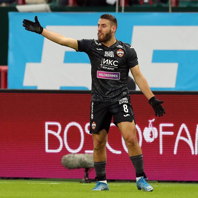 Никола Влашич прошёл медобследование по травме, полученной в матче с «Уфой»