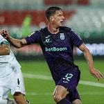 «Уфа» объявила о возвращении Андреса Вомбергара в словенскую «Олимпию»