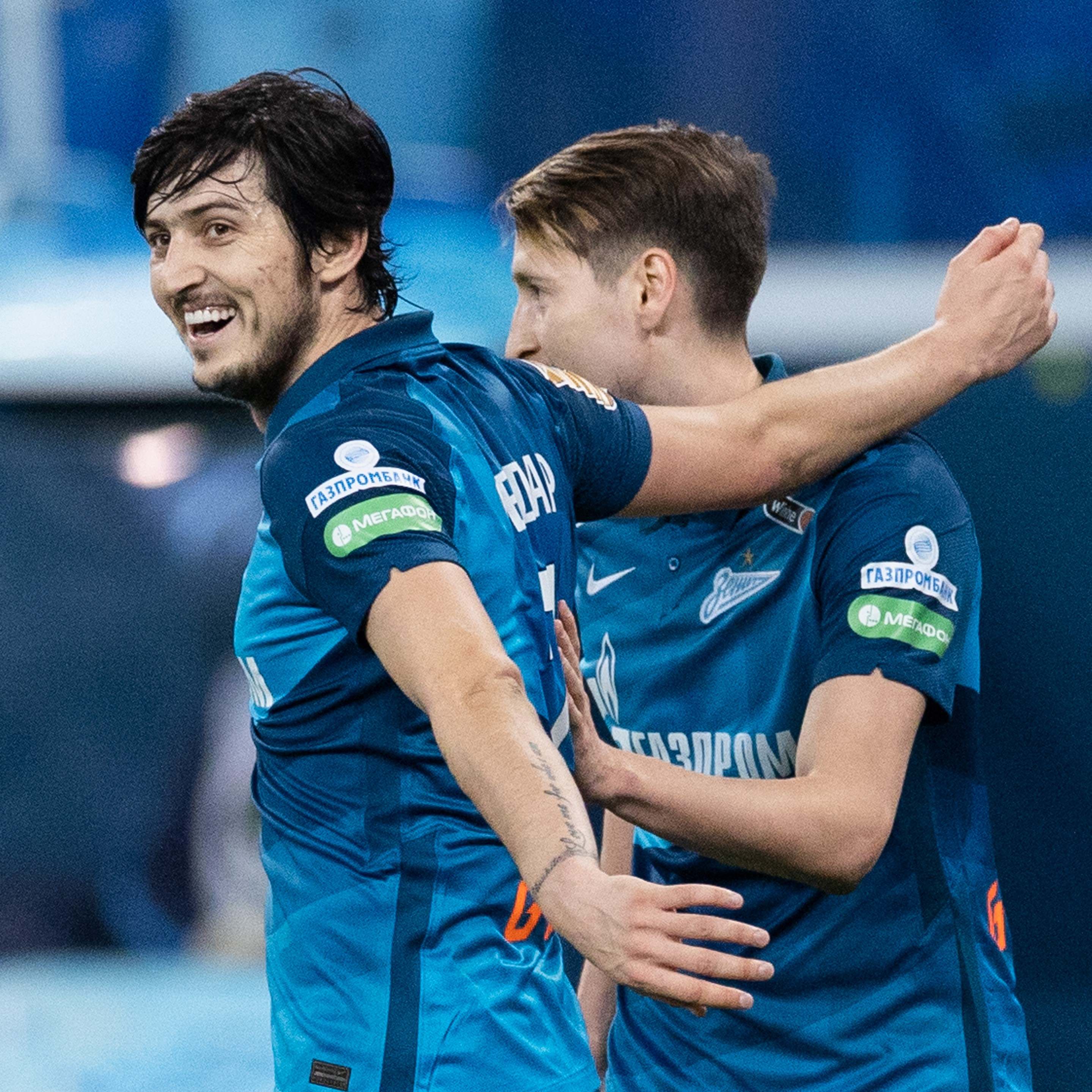«Зенит» заключил соглашение о сотрудничестве с иранским клубом «Сепахан»