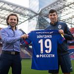 Бактиёр Зайнутдинов перешёл из «Ростова» в ЦСКА