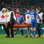У Зайнутдинова выявлено сотрясение мозга, у Марадишвили – повреждение правого бедра