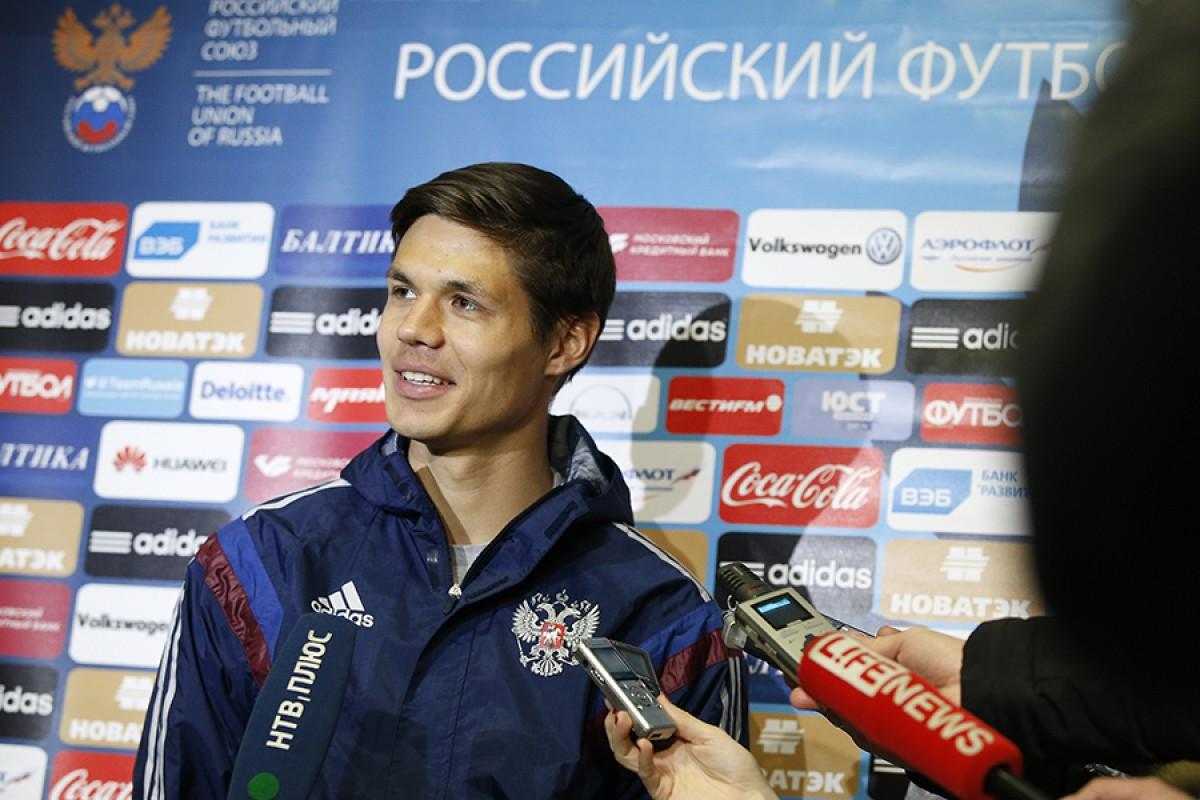 Игорь Портнягин: «У нас в сборной квалифицированные нападающие»