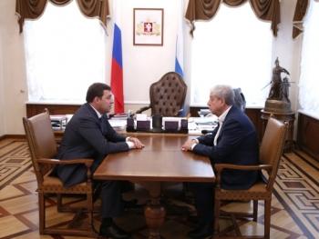 Евгений Куйвашев: «В Екатеринбурге любят футбол и очень активно болеют за него»