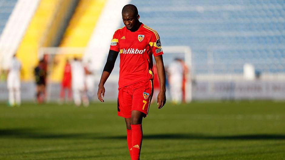 Самба Соу перешел в «Динамо»