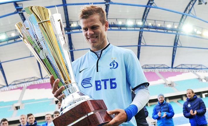 «Динамо» выиграло The Atlantic Cup