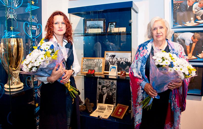 В «Зенит-Арене» открылась выставка, посвященная 100-летию Бориса Чучелова