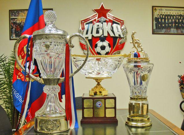 Кубок чемпионов передан армейцам навсегда!