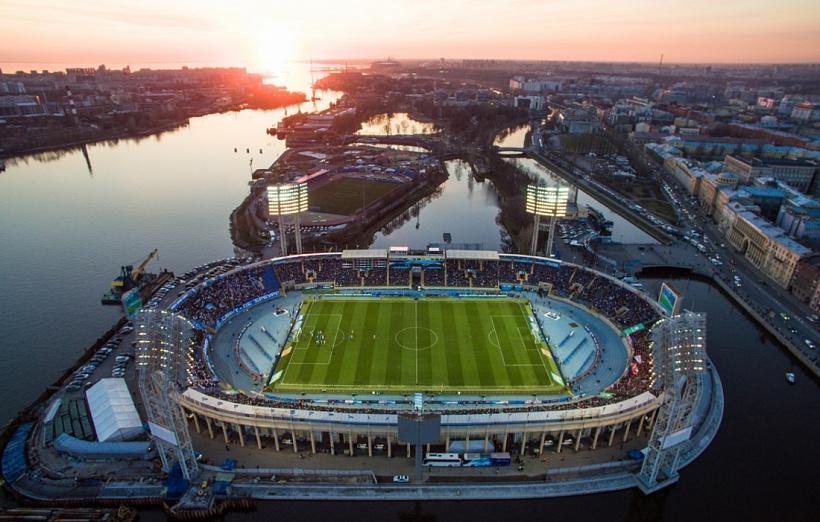Стадиону «Петровский» - 91 год!