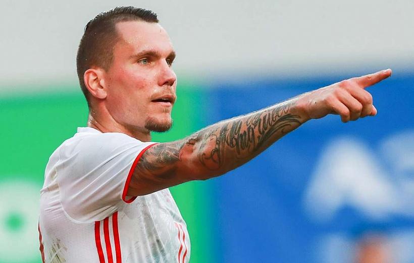 Антон Заболотный продолжит карьеру в «Зените»