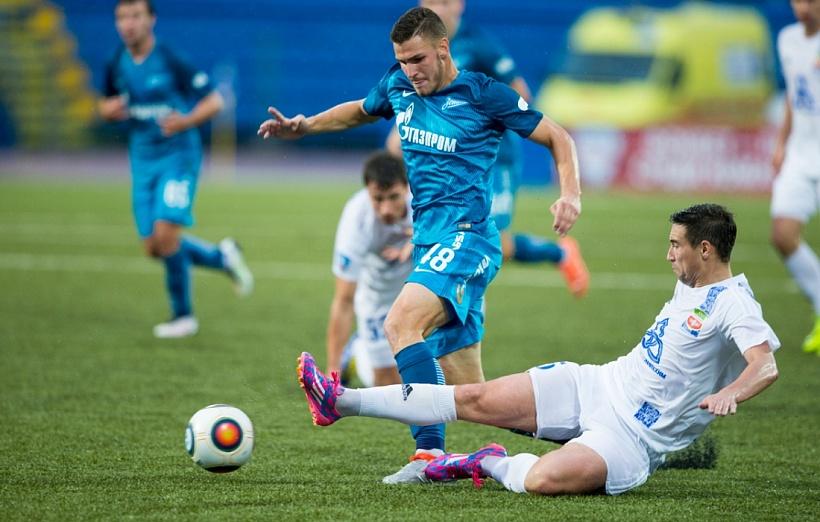 Алексей Гасилин продлил контракт с «Зенитом» на три года
